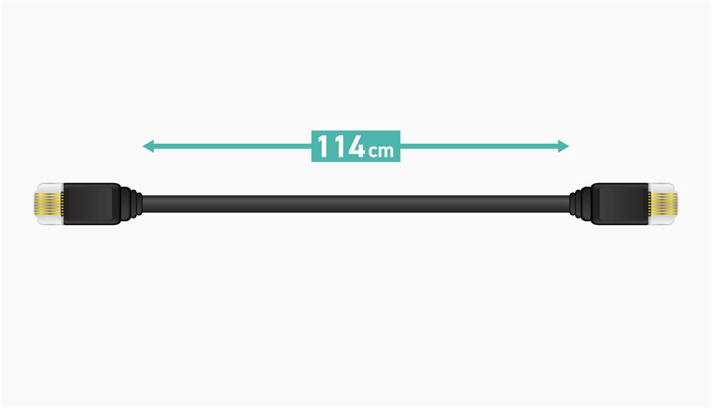 TP-Link Archer AX20のLANケーブルの長さ