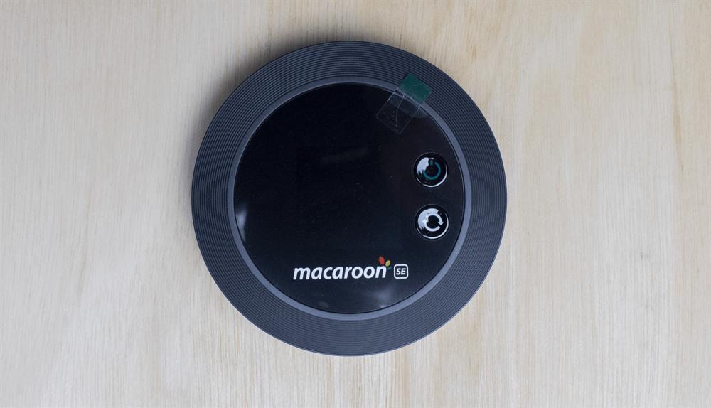 Nomad WiFiのレンタルルーター端末「Macaroon SE」