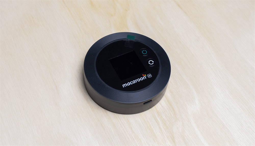Nomad WiFiは利用者にやさしい安心設計